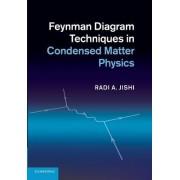 Feynman Diagram Techniques in Condensed Matter Physics by Radi A. Jishi