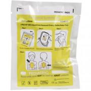 coppia di piastre monouso pediatriche per defibrillatore i-pad