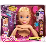 Barbie Deluxe Styling Head-Blonde by Just Play