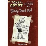 Diary of a Stinky Dead Kid by Stefan Petrucha