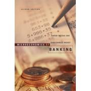 Microeconomics of Banking by Xavier Freixas