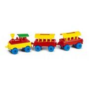 Hemar 72 x 12 x 15 cm 3-K3 Block Party Train
