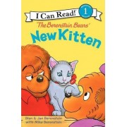 The Berenstain Bears' New Kitten by Jan Berenstain