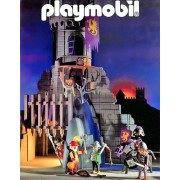 Playmobil Knight - Baron's Battle Castle/tower (3665)