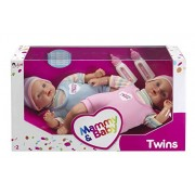 Arias 653.186 - Coppia Dolls & Baby Twins 33C.Mammy