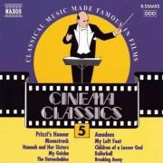 Artisti Diversi - Cinema Classics 5 (0730099662529) (1 CD)