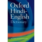 The Oxford Hindi-English Dictionary by R. S. McGregor