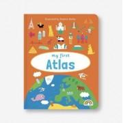 My First Atlas: No. 4 by Stephen J. Barker