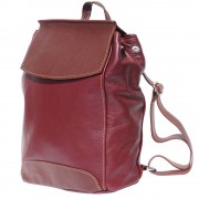 Florence Leather Market Zaino Lockme in pelle morbida (2008)