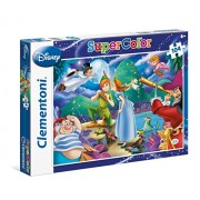 Clementoni 27915 - Peter Pan, Puzzle 104 Pezzi