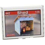 Plus Model 442 - Modèle Kit Shed