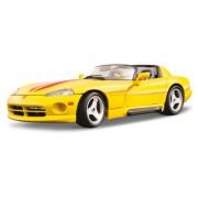 Bburago 18-12024 - Gold Collezione Dodge Viper RT/10, scala 1:18, Colori assortiti