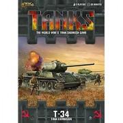 Tanks: Soviet T-34 Tank Expansion Board Game