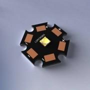 Cree XP-G3 R5, warmweiß, mit Platine (Star)