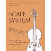 Scale System: Scale Exercises in All Major and Minor Keys for Daily Study