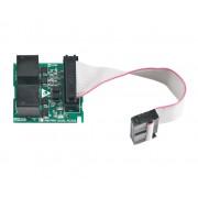 Accesoriu cablu pentru Programarea cu ajutorul PC ului a centralelor complete si PRO Visonic pm-dual-rs-232-module