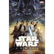 Star Wars: A New Hope Episode IV by Roy Thomas