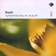 J. Haydn - Symphony No. 44, 45, 49 (0809274899729) (1 CD)