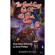 the Great Grey Ghost of Old Spook Lane by Anne Phillips