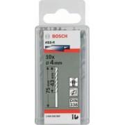 Bosch 10 BURGHIE METAL HSS-R 4,5x47x80 - BSH-2607018419