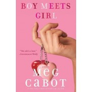 Boy Meets Girl T by Meg Cabot