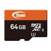 Carte mémoire du téléphone CL10 UHS-1 Mobile du microSDXC équipe 64GB