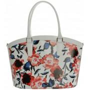 Elegantní kabelka s květy S505 GROSSO