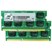 Gskill Memoria SO D3 1066, 4GB C7, Verde