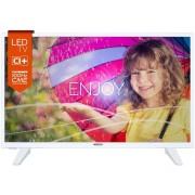 Televizor LED Horizon 32HL735H, HD Ready, USB, HDMI, 32 inch, DVB-T/C, alb