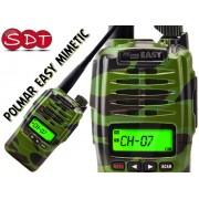 POLMAR EASY MIMETIC PMR446 UHF PORTATILE VERSIONE EXPORT 5 WATT