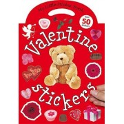 My Little Sticker Book Valentine Stickers by Roger Priddy