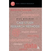 A Case Study Research Methods by Bill Gillham