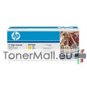 Тонер касета HP CE742A (Yellow)