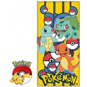 Pokémon törölköző