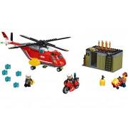 LEGO Unitatea de interventie de pompieri (60108)