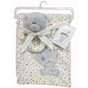 Tiny Tatty Teddy Blanket and Toy Set
