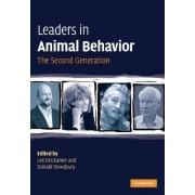 Leaders in Animal Behavior by Lee C. Drickamer