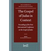 The Gospel of Judas in Context by Madeleine Scopello