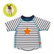Lassig Koszulka T-shirt do pływania Sailor, UV 50+ - 0-6 mc