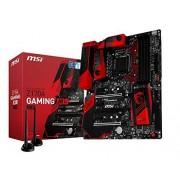 MSI Z170A GAMING M9 ACK Carte mère Intel ATX LGA 1151 Noir