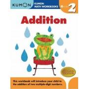 Addition Grade 2 by Michiko Tachimoto