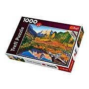 Trefl 10353 Maroon Lake Aspen Puzzle (1000-Piece)