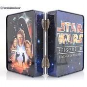 Star Wars Revenge of the Sith 2007 Exclusive Collectible Tin Episode III [Commander Cody Anakin Skywalker General Grievous Clone Pilot)