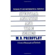 Spectral Analysis and Time Series, Two-Volume Set: Volume 1-2 by M. B. Priestley