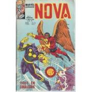 Le Surfer D'argent ( The Silver Surfer ) / Nova / Peter Parker, Alias L'araignée ( Spider-Man ) : Nova N° 2 ( 10 Mars 1978 )