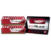 GeIL EVO Veloce DDR3 16GB 1600MHz CL9 KIT2 (GEV316GB1600C9DC)