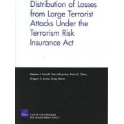 Distribution of Losses from Large Terrorist Attacks Under the Terrorism Risk Insurance Act (2005) by Stephen J. Carroll
