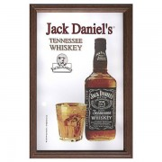 Barspegel JD Bottle 22x32