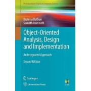 Object-Oriented Analysis, Design and Implementation by Brahma Dathan