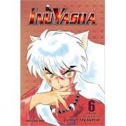 Inuyasha, Vol. 6 (VIZBIG Edition) by Rumiko Takahashi